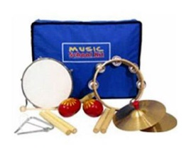 set za muziku, oprema za muzičko