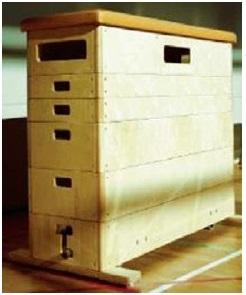 gimnastička sprava - oprema za fizičko vaspitanje